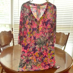 NWOT Lilly Cotton Dress